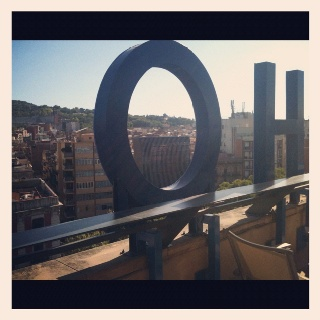Barcelona August 2012