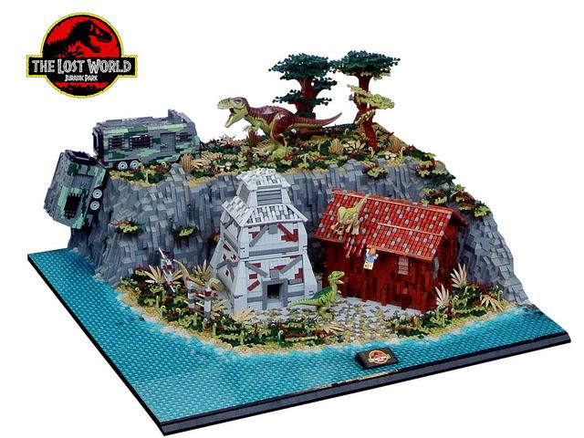 Best 25 lego jurassic park ideas on pinterest lego for Lego world craft