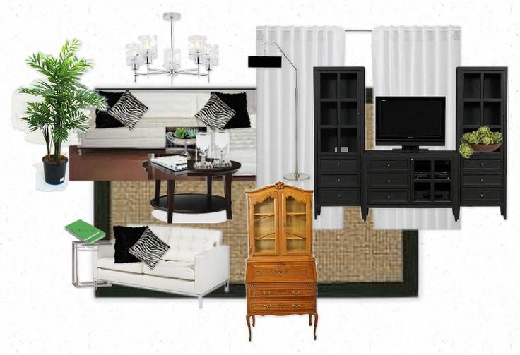 8 best Living  Dining Rooms images on Pinterest Homes, Paint and - forum plan de maison