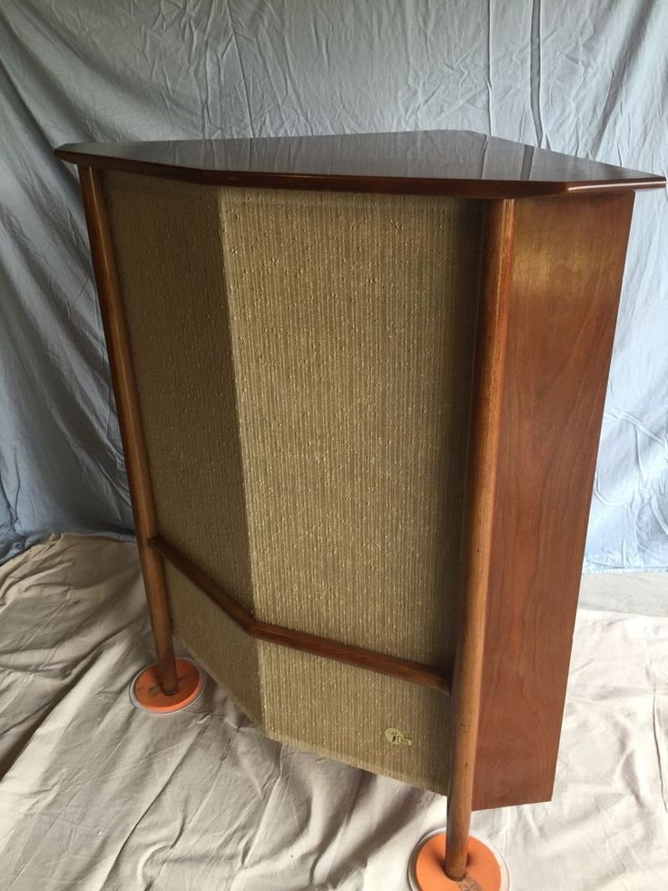 *EXCELLENT* VINTAGE ALTEC LAGUNA 830A STEREO FLOOR SPEAKER #AltecLansing