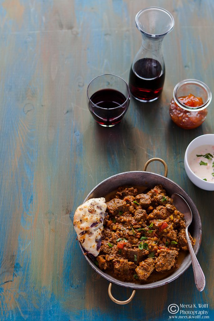 LAMB BALTI: In my lamb Balti I add a hint of tamarind paste to give it that final tangy kick and oomph! It complements the warming spices so perfectly! Enjoy!