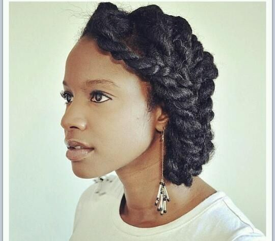 Natural Hair Protective Styles 64 Best Natural Hair Board Images On Pinterest  African Hairstyles