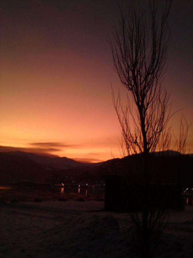 Sunset over Svandalen by Kaia Huus - Photo 5949249 - 500px
