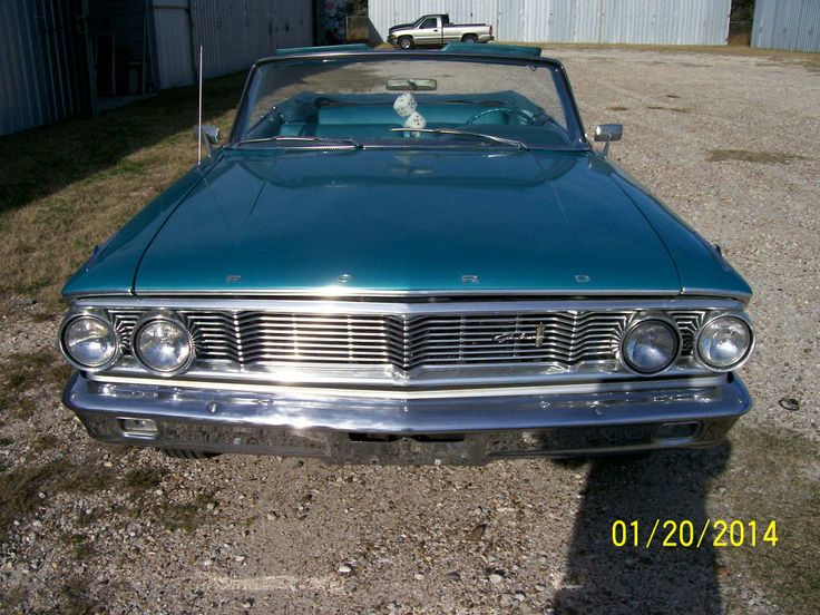 used 1964 ford galaxie for sale 23 000 at ingleside tx. Cars Review. Best American Auto & Cars Review