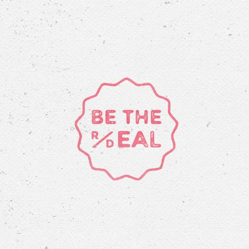 ourlifeintransit:'Be the real deal' - fresh from the Donald Design studio.