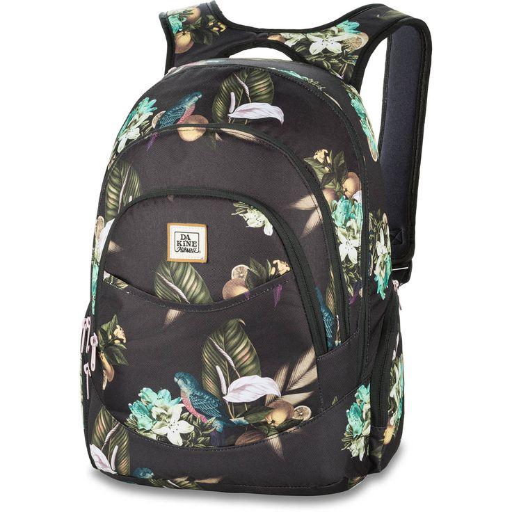 Der Dakine Prom 25L Rucksack ist das beliebteste Schulrucksack -Modell für trendige Girls ! Die Ausstattung kann sich sehen lassen, denn das große Hauptfach mit integriertem 14 Zoll Laptopfach...