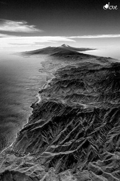 Anaga y el Teide