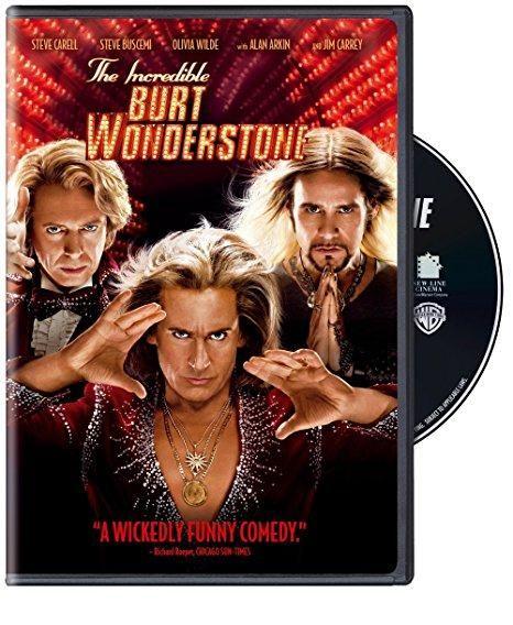 Don Scardino & Steve Buscemi & Olivia Wilde-The Incredible Burt Wonderstone