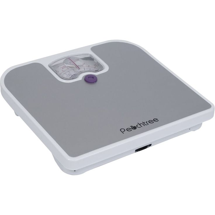 American Weigh Scales - Peachtree Analog Precision Scale - Gray/white