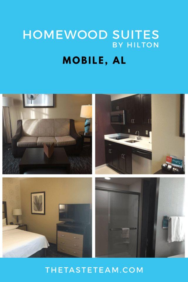 Homewood Suites Mobile, AL