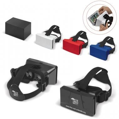 Printed Virtual Reality Goggles - Cool New Plastic VR Goggles. These brand new…