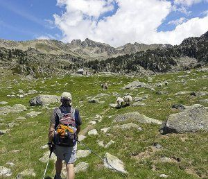 France: Hiking the French Pyrenees and the GR 10.