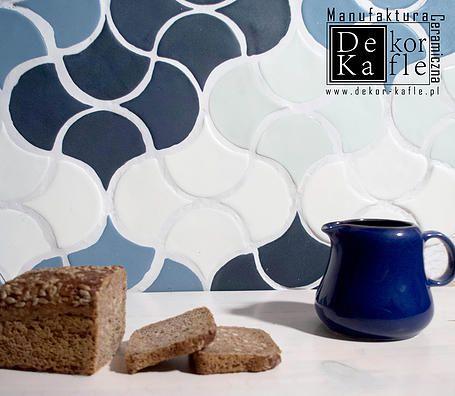 Ręcznie robione kafle ceramiczne