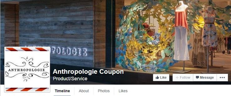 If your are looking for saving on shopping, remember to use the anthropologie coupons we offer. We regularly search the site to provide you with all the latest information about promo codes, deals and sale info. with the correct coupons, you will be able to save both online and in store without any issues. Always remember to use Anthropologie promo codes for big savings on your next shopping trip.