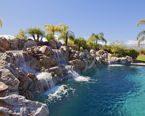 Best 25 tropical pool ideas on pinterest nice pools for Elaborate swimming pools