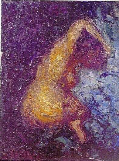 Andres De SantaMaria, Pintores| ColArte | Colombia.desnudo femenino.