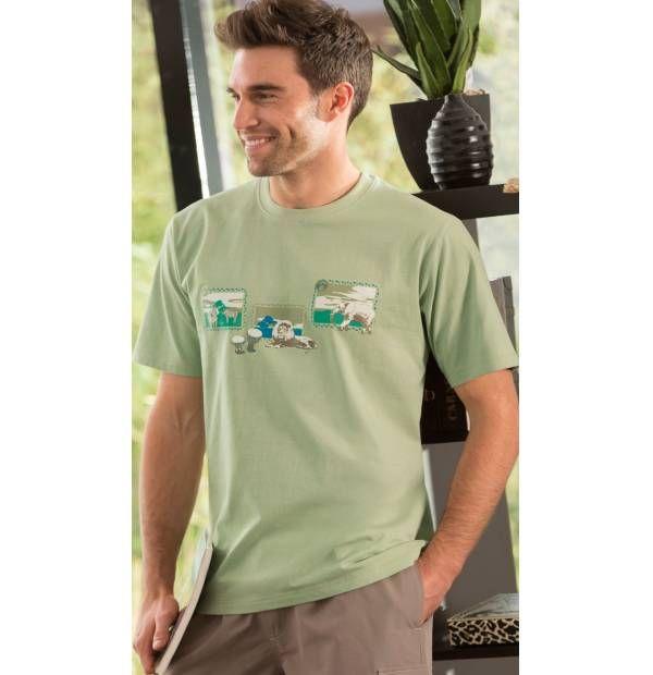 Tee-shirt Safari sauvage