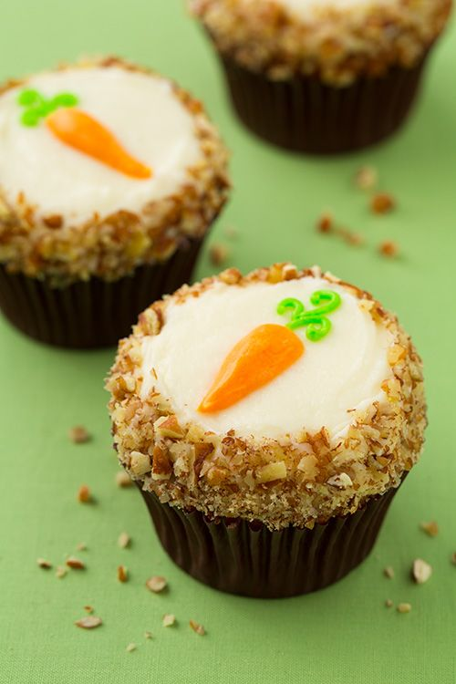Carrot Cake Cupcakes | Cooking Classy