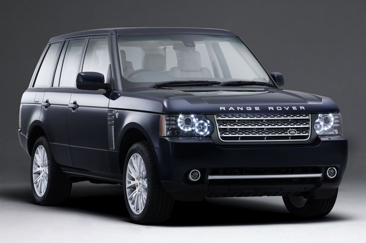 2011 Range Rover. It's ONLY 104,815 MSRP.. ho hum. A girl can dream.