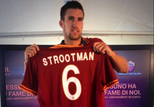 Kevin Strootman - From PSV Eindhoven to AS Roma - 2013