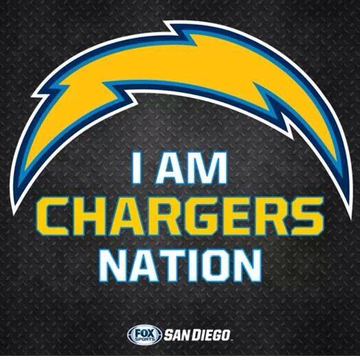 San Diego Chargers Bolt: Pin By San Diego Chargers Fan HQ On San Diego Chargers