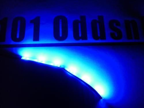 Waterproof RC LED Strip lighting by 101oddsnends
