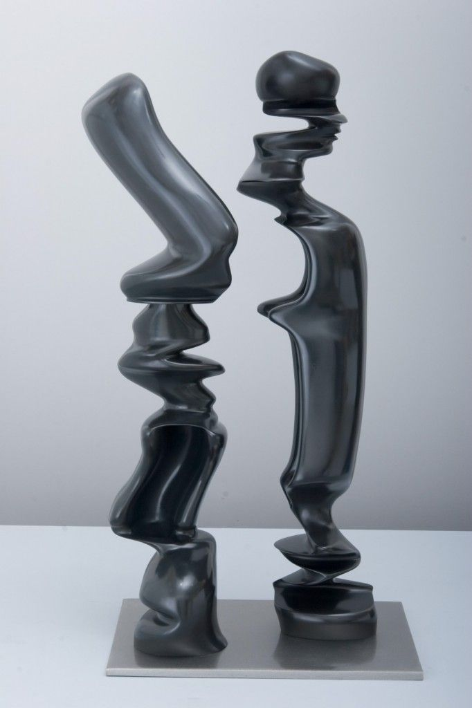 Sculpture by Tony Cragg