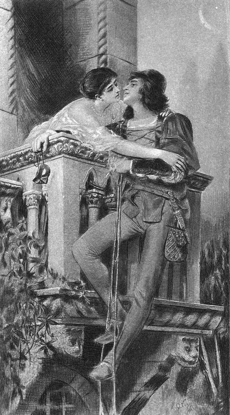 Шекспир ромео и джульетта картинки