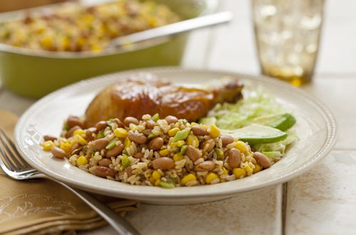 Easy Spanish Rice and Beans Recipe | Hidden Valley®
