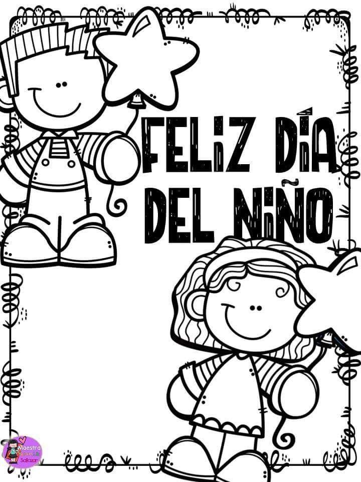 Libros Manualidades Dia Del Niño Dibujos Para Niños Y Día