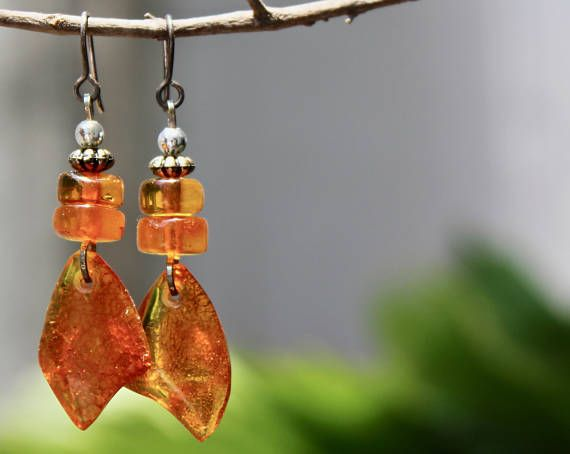 Vintage Baltic amber earrings Baltic amber jewelry Amber #SpecialTweek