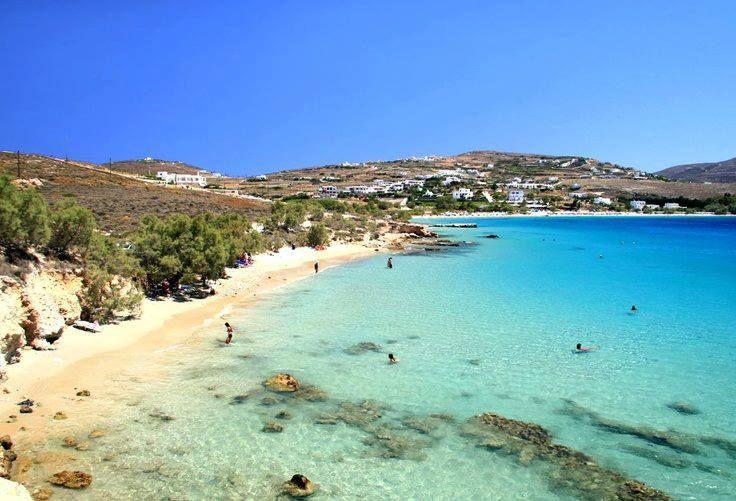Agios Fokas, Paros Island.