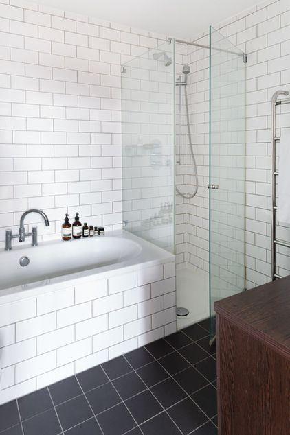 Contemporary Bathroom by Trunk Creative Ltd.