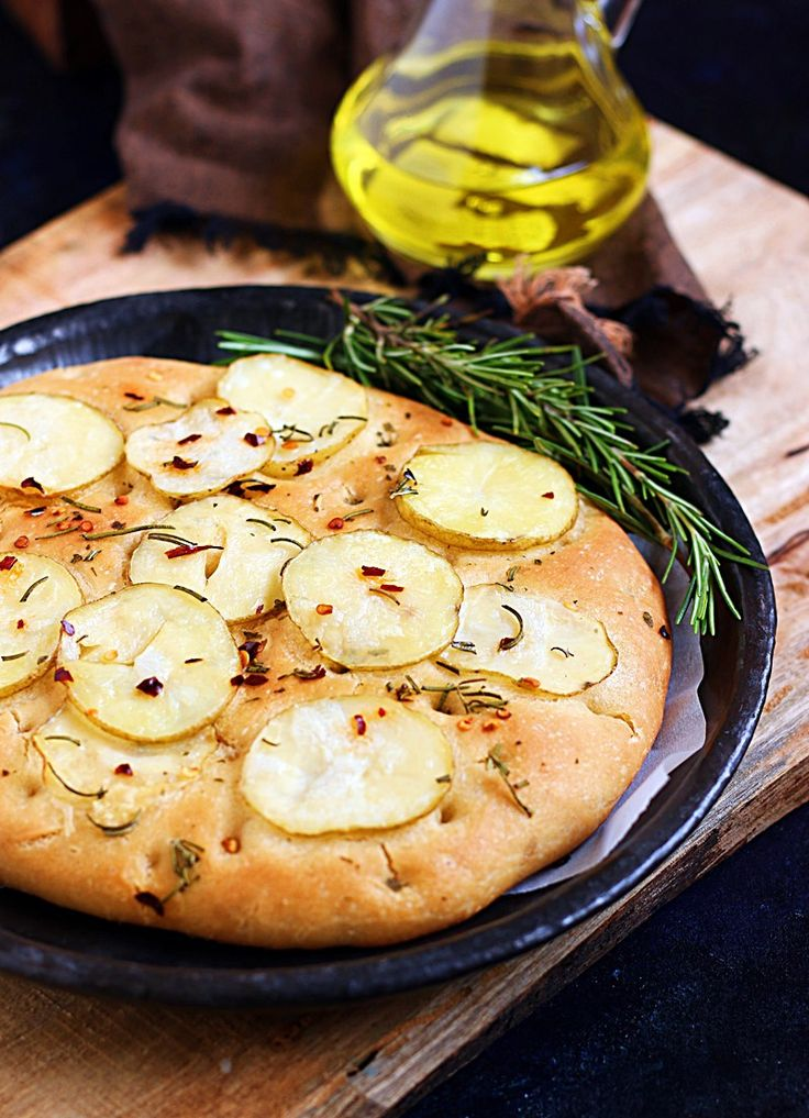 ... potatoes rolls breads forward rosemary potato focaccia recipe potato