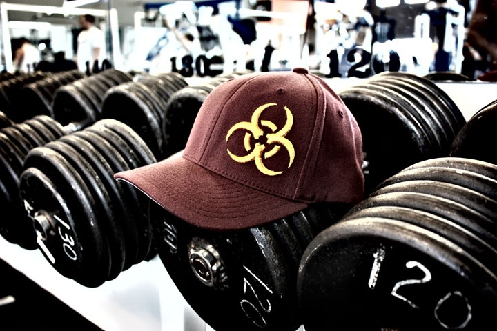 Take your MUTANT pride to the next level by sporting this MUTANT NATION Structured FlexFit Athletic Cap. The structured hat is made of high-quality wool and has 6 sewn eyelets that circulate air flow. A raised MUTANT Hazard logo is embroidered on the front, while the iamMUTANT.com logo adorns the back rim.