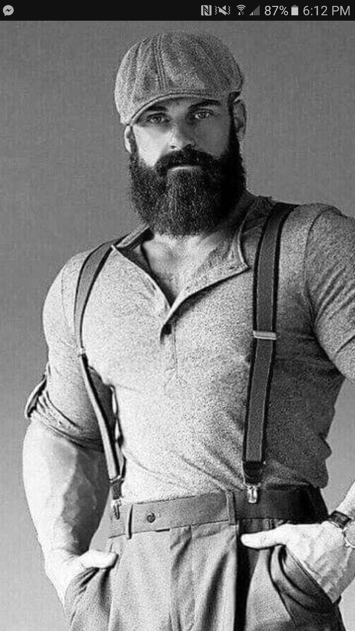 Perfect beard & hat day