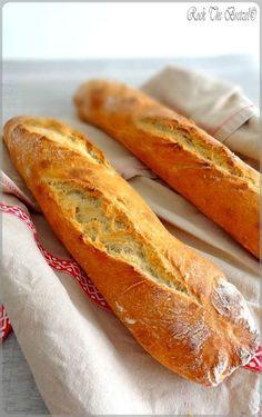 Baguette tradition (la recette parfaite !) Je viens de faire ta recette. Nous nous sommes régalés ! Merci.: