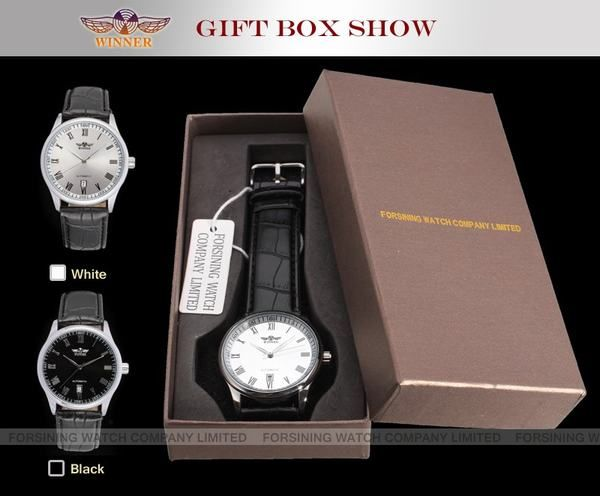 Winner watch Direct factory wholesale cheap automatic watch winder-Forsining Watch Company Limited www.forsining.com