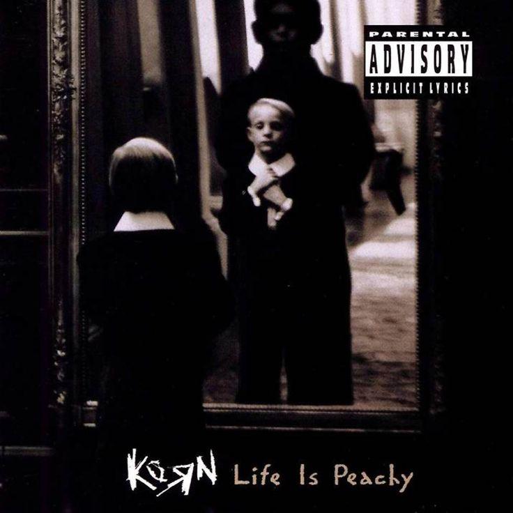 Caratula Frontal de Korn - Life Is Peachy