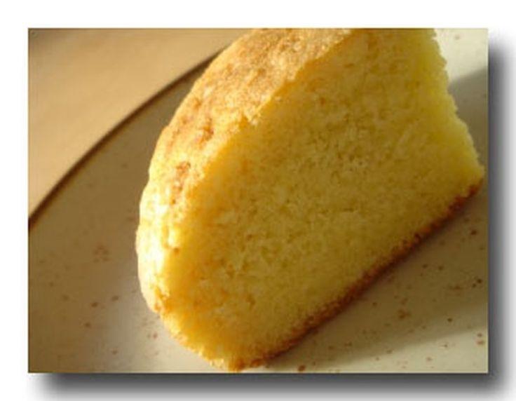 Cake au citron ultra simple