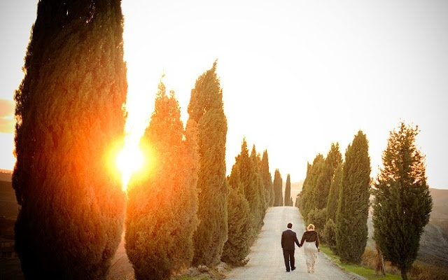 Wedding in Siena. Photo by Andrea corsi