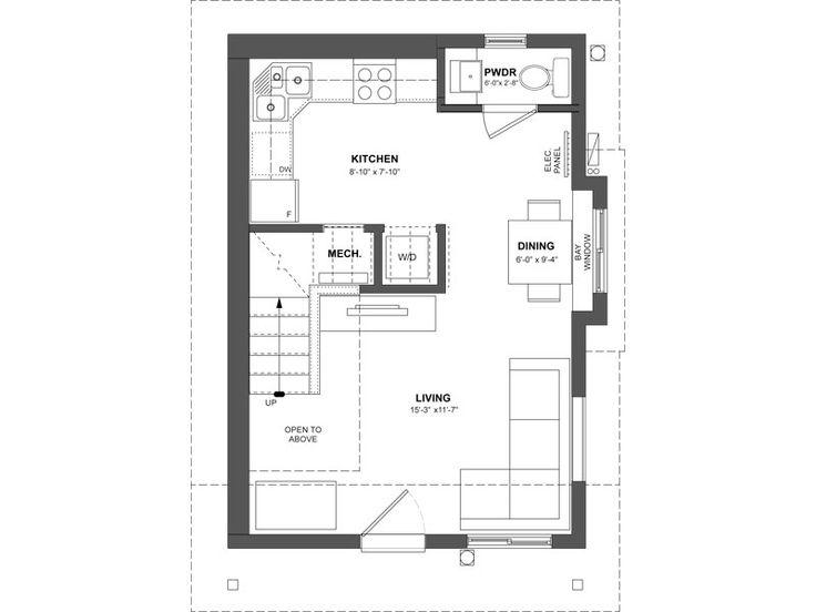 168 best House ... Plans images on Pinterest   Modern house plans ...