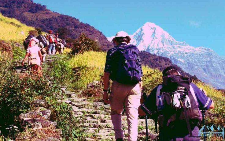 Treckking en Perú #travel