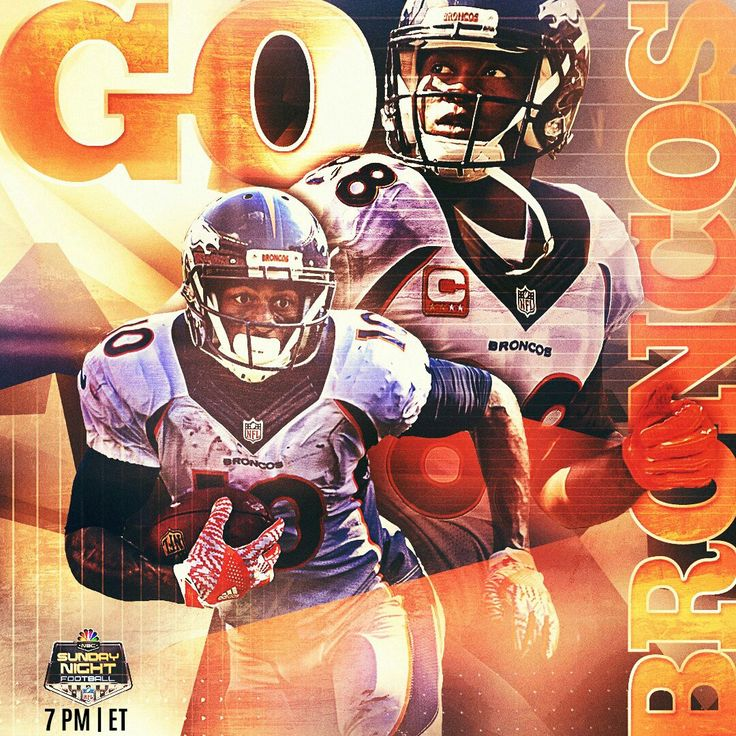 Denver Broncos Emmanuel Sanders and Demaryius Thomas