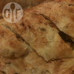 Foto recept: Makkelijke appelstrudel