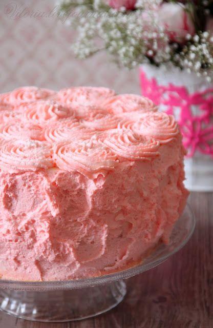 """Торт """"розовая мечта"""" - Сладкий мир"""