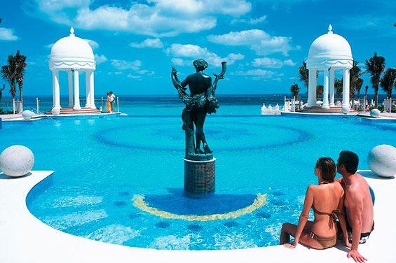 Hotel Riu Palace Las Americas - Piscina exterior