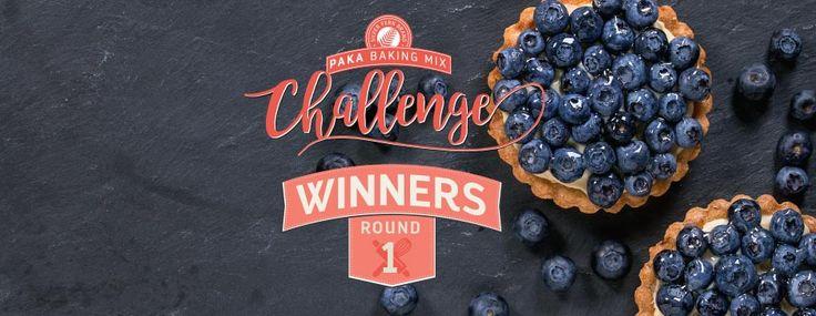 Paka Baking Contest Round 1 Winners – SilverFernBrand.com
