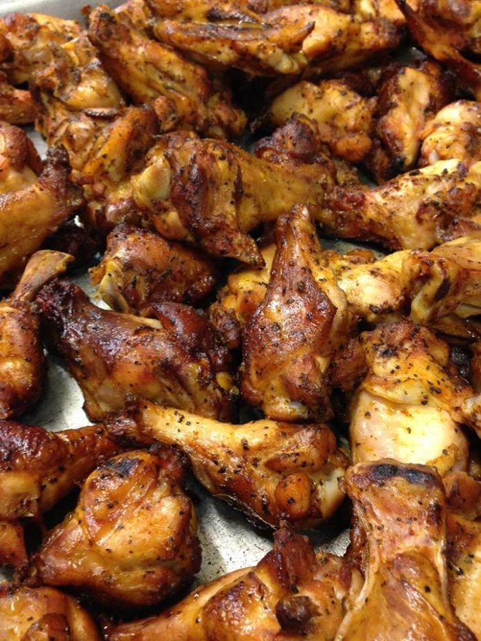 You Can Smell The Barbecue From A Mile Away At This Underrated Colorado Restaurant Chicken Wings Spicy Chicken Wing Recipes Chicken Wings