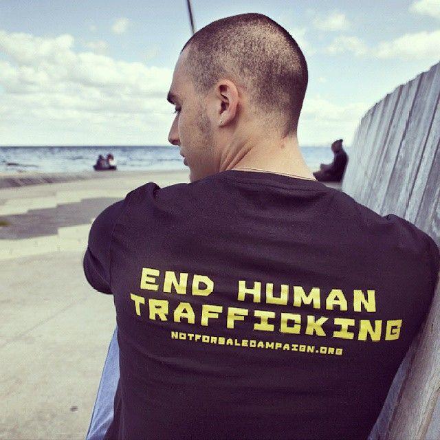 #ThisShirtFreesSlaves. Every purchase supports @notforsale_aus. #fairtrade #WearNoEvil.